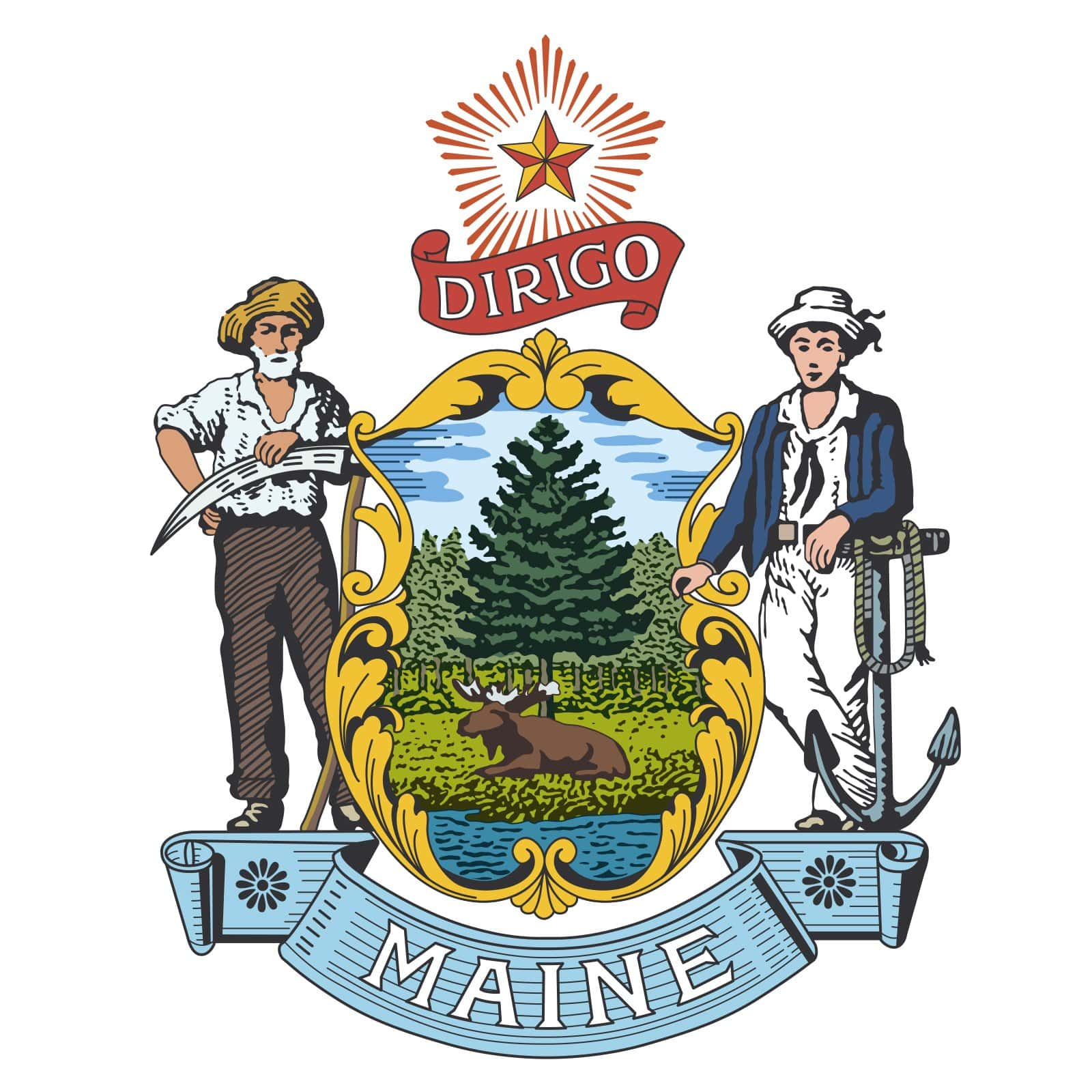 Maine - Notice of Risk to Personal Data